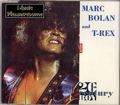 T. Rex / Marc Bolan - 20th Century Boy (CD Maxi Single)