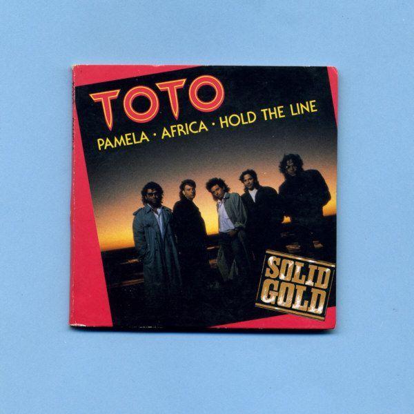 Toto - Pamela (3 CD Maxi Single) - Solid Gold