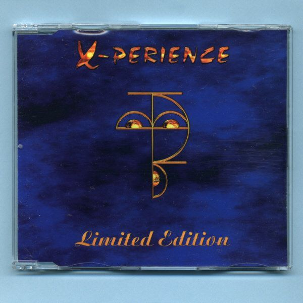 X-Perience - Limited Edition Shape Disc (CD Maxi Single)