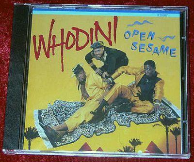 Whodini - Open Sesame (CD Album)
