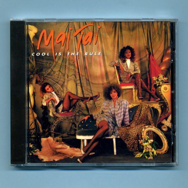 Mai Tai - Cool Is The Rule (CD Album)