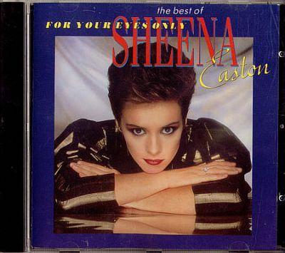 Easton, Sheena - For Your Eyes Only / Best (CD Album)