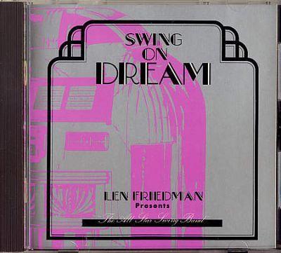 Friedman, Len - Swing On Dream (Japan CD Album)