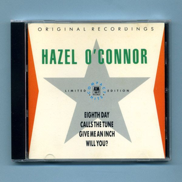 OConnor, Hazel - Eighth Day (UK CD Maxi Single)