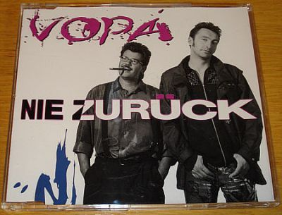 Vopa (Clowns & Helden) - Nie zurück (CD Maxi Single)