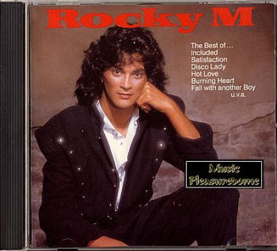 M., Rocky - The Best Of... (CD Album)