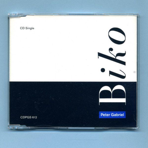 Gabriel, Peter - Biko (UK CD Maxi Single)