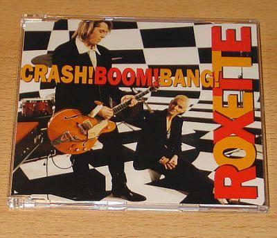 Roxette - Crash! Boom! Bang! (CD Maxi Single)