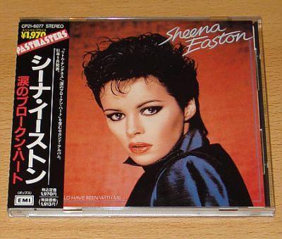 Easton, Sheena - You Could Have... (Japan CD Album + OBI)