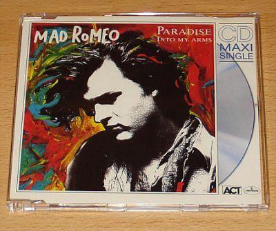 Mad Romeo (Spliff) - Paradise (CD Maxi Single)