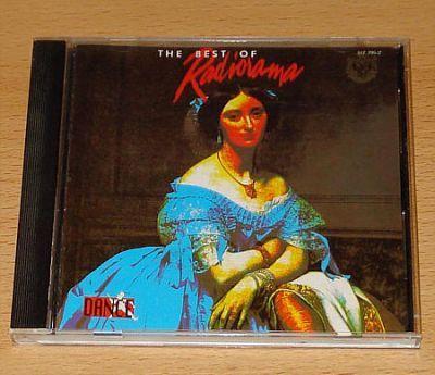 Radiorama - The Best Of... (CD Album)