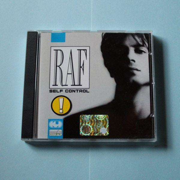 Raff / Raf - Self Control (CD Album)