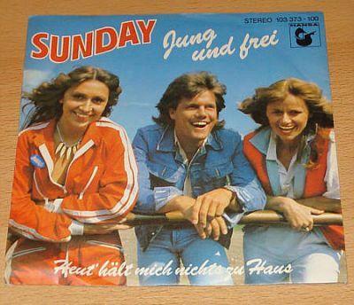 Sunday Jung und frei 7\