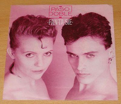 Paso Doble - Fantasie (7 Vinyl Single)