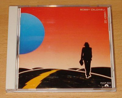 Caldwell, Bobby - Carry On (Japan CD Album)