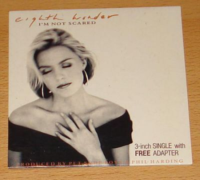 Eighth Wonder (PWL) - Im Not Scared (3 CD Maxi Single) VG