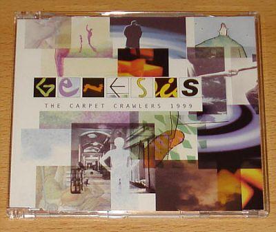 Genesis - The Carpet Crawlers 99 (CD Maxi Single)