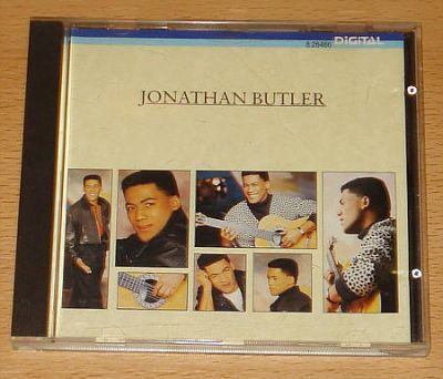 Butler, Jonathan - Jonathan Butler (CD Album)