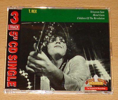 T. Rex / Marc Bolan - Telegram Sam (UK CD Maxi Single)