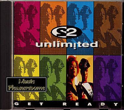 2 Unlimited (Two Unlimited) - Get Ready (US CD Album)