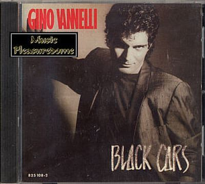 Vannelli, Gino - Black Cars (CD Album)