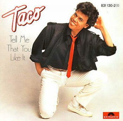 Taco - Tell Me That You Like It (CD Album)