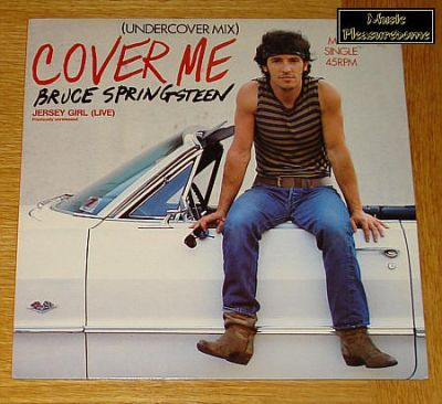 Springsteen, Bruce - Cover Me (12 Maxi Single)