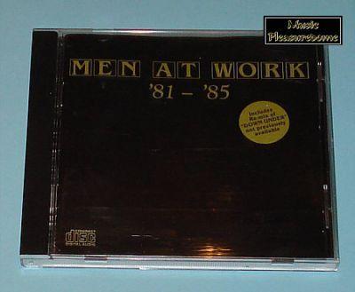 Men At Work - 81 - 85 (CD Album) - Erstauflage