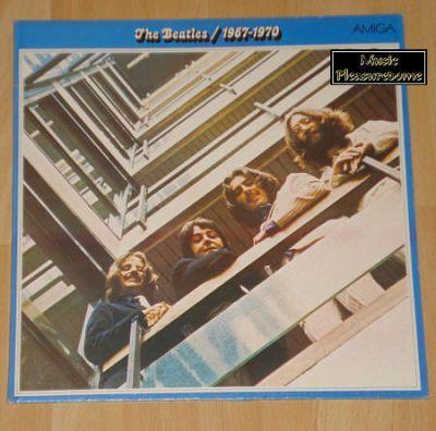 The Beatles 1967 1970 Vinyl Lp Gdr Music Pleasuredome Cd