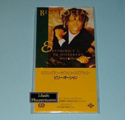 Ocean, Billy - Everythings So Different... (Japan 3 CD Single)