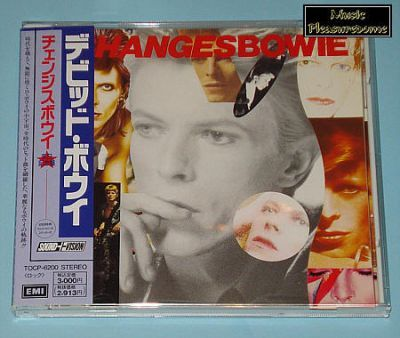 Bowie, David - Changesbowie (Japan CD Album + OBI)