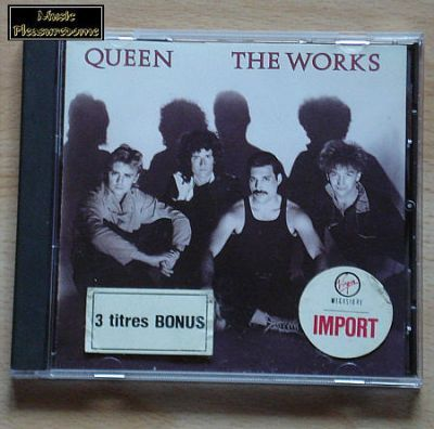 Queen - The Works (US CD Album) - Expanded