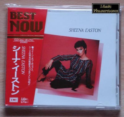 Easton, Sheena - Best Now (Japan CD Album + OBI)