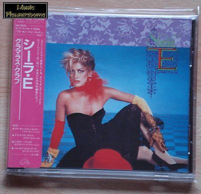 E., Sheila - The Glamorous Club Dance e.p. (Japan CD + OBI)