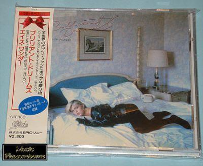 Eighth Wonder (PWL) - Brilliant Dreams (Japan CD Album + OBI)