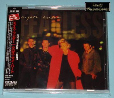 Eighth Wonder (PWL) - Fearless (Japan CD Album + OBI) 11 Trax