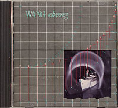 Wang Chung - Points On The Curve (CD Album)