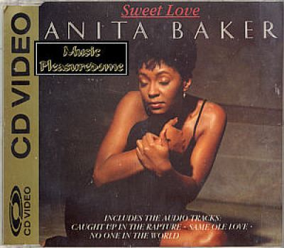 Baker, Anita - Sweet Love (CD Video Maxi)