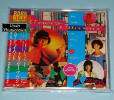 Ullman, Tracey - You Broke My Heart... (Japan CD Album + OBI)