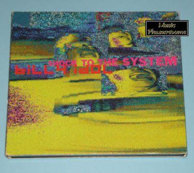 Idol, Billy - Shock The System (US CD Single Box) - limitiert