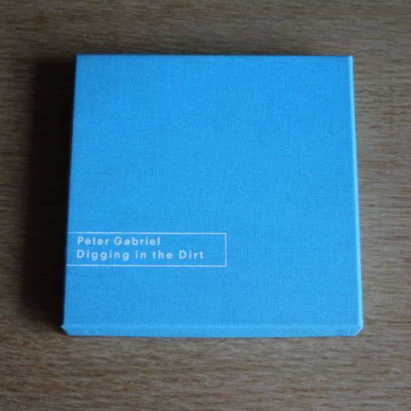 Gabriel, Peter - Digging In The Dirt (UK CD Maxi) - Limit. Edit.
