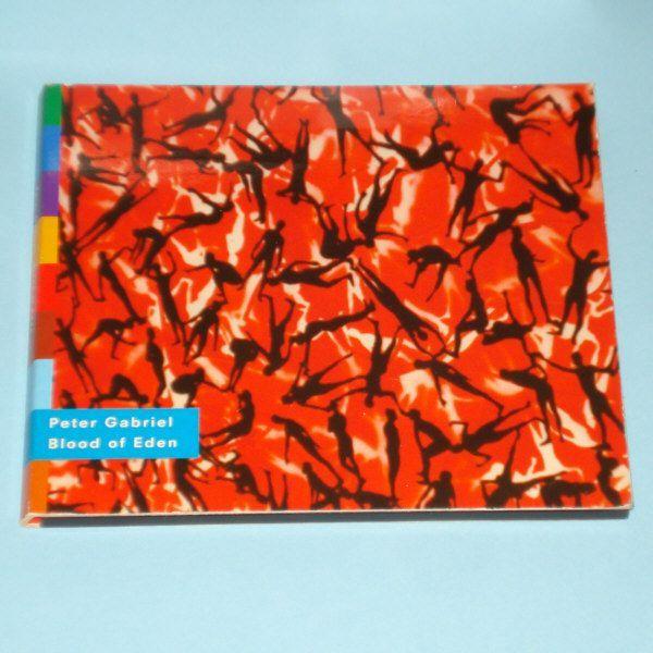 Gabriel, Peter - Blood Of Eden (UK CD Maxi)