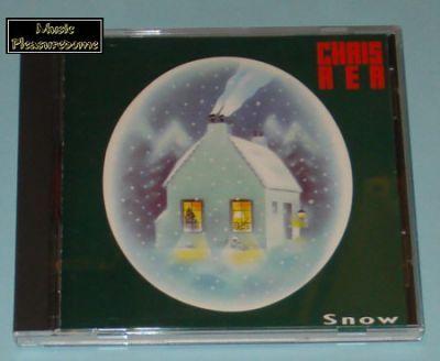 Rea, Chris - Snow (Japan CD Mini Album)