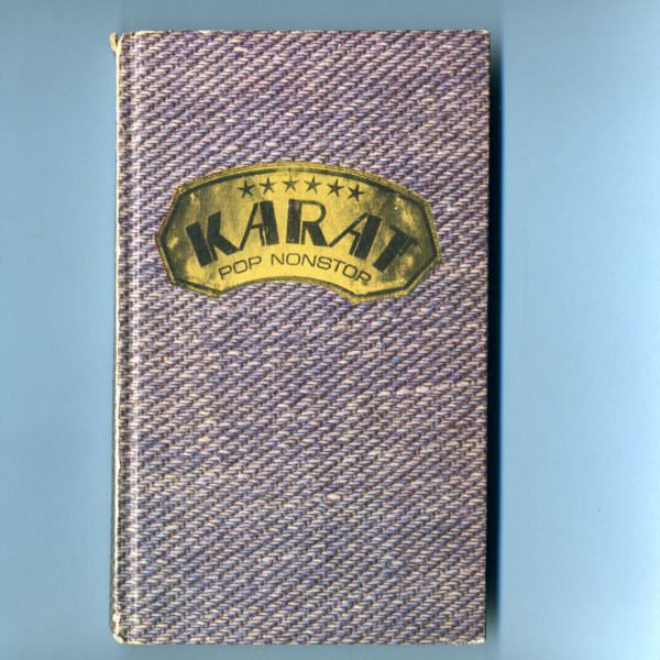 KARAT - Pop Nonstop (Buch)