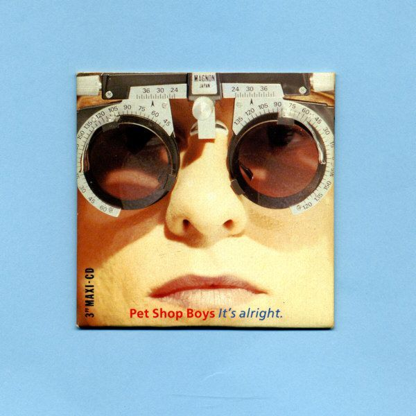 Pet Shop Boys - Its Alright (3 CD Maxi Single)
