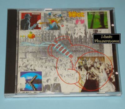10 CC - Greatest Hits 1972-1978 (CD Album)