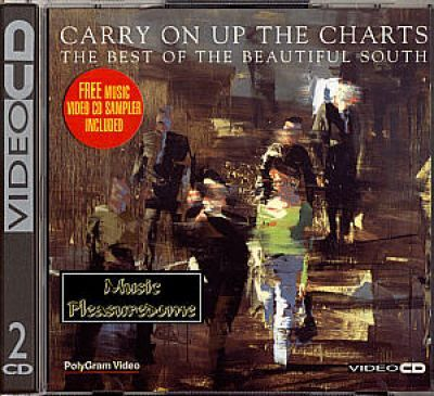 Beautiful South, The - Carry On Up / The Videos (CD Video)