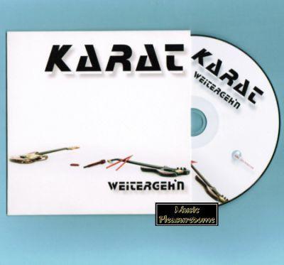 KARAT - Weitergehn (CD Single) - PR0MO