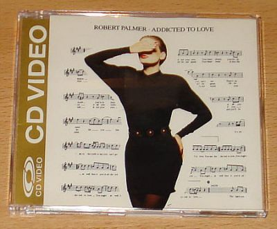 Palmer, Robert - Addicted To Love (CD Video Maxi)