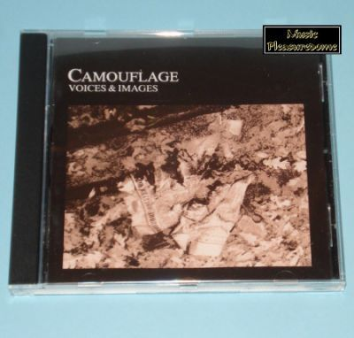 Camouflage - Voices & Images (CD Album) - FRA